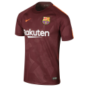 Camiseta FC Barcelona third 2017-18 NIKE niño