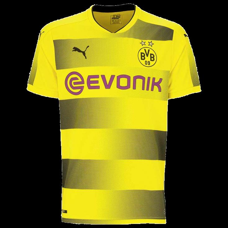Camiseta Borussia Dortmund domicilio 2017-18