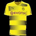 Camiseta Borussia Dortmund domicilio 2017-18 niño