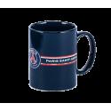 Mug PSG Logo Navy