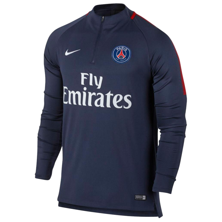 Training top PSG Nike azul