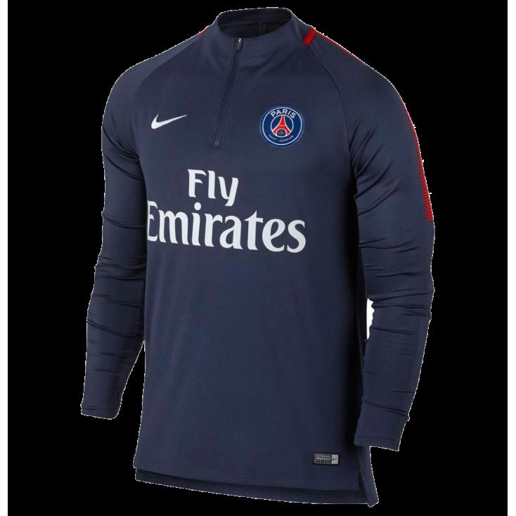 Training top PSG Nike bleu marine