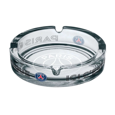 Glass ashtray PSG