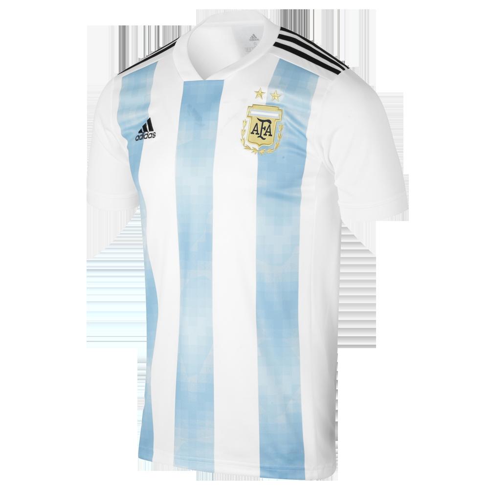 Camiseta Argentina Domicilio 2018 Adidas DW29EHYI