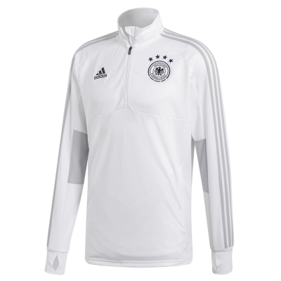 Training top Allemagne blanc Adidas junior