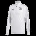 Training top Alemania blanco Adidas niño