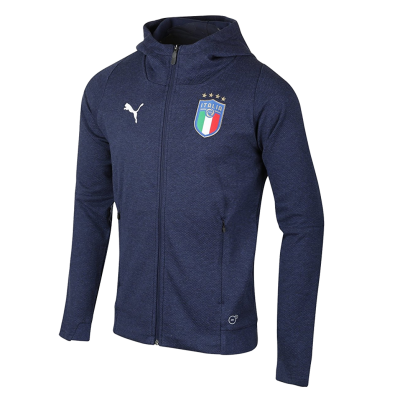 Sweat zippé Italie PUMA 2018