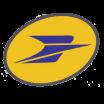 Logotipo LA POSTE