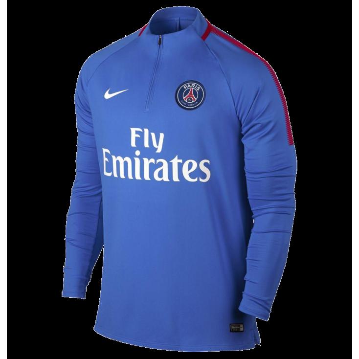 Training top PSG Nike bleu