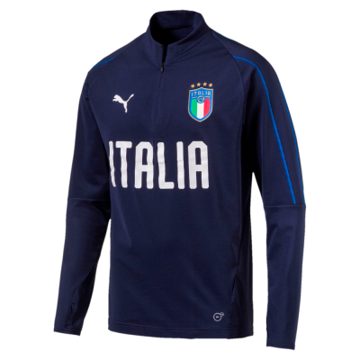 Sweat Italy kid blue navy PUMA 2018