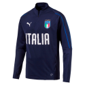 Sweat Italie junior bleu marine PUMA 2018