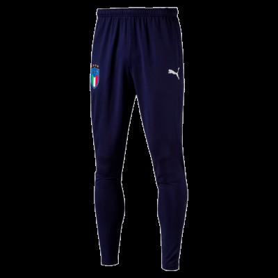 Pantalon entrainement junior Italie bleu Puma