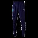 Pantalon entrenamiento niño Italia azul Puma