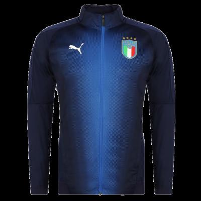 Veste Italie bleu PUMA 2018