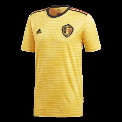 Camiseta Belgica exterior 2018 ADIDAS