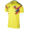 Maillot Colombie domicile 2018 ADIDAS