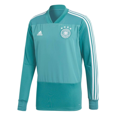 Training top Allemagne vert Adidas