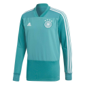 Training top Germany green Adidas