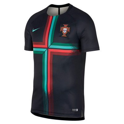 Maillot entrainement JR Portugal 2018 NIKE
