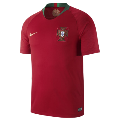Maillot junior Portugal domicile 2018 NIKE