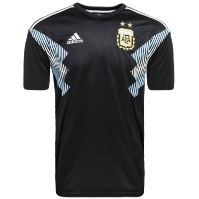 Shirt Argentina away kid ADIDAS 2018