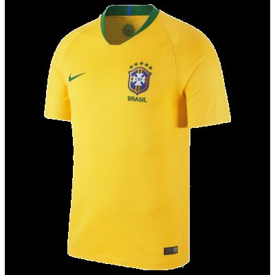 Camiseta niño Brasil domicilio 2018 NIKE
