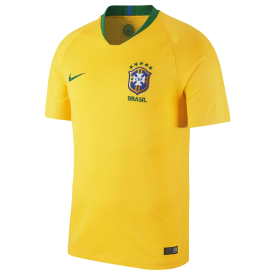 Camiseta Brasil domicilio 2018 NIKE