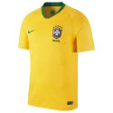 Football shirt kid Brazil home 2018 NIKE