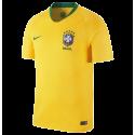 Maillot junior Brésil domicile 2018 NIKE