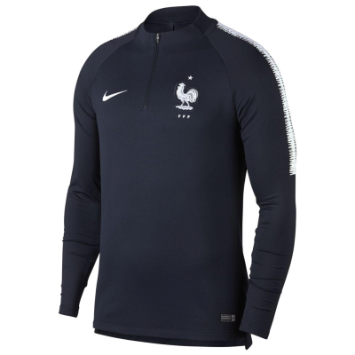 Sweat kid Drill Top France 2018 Nike