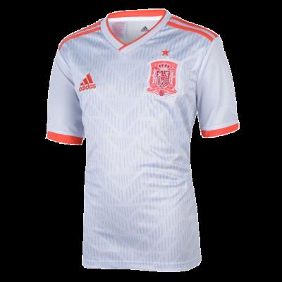 Camiseta niño España exterior 2018 ADIDAS