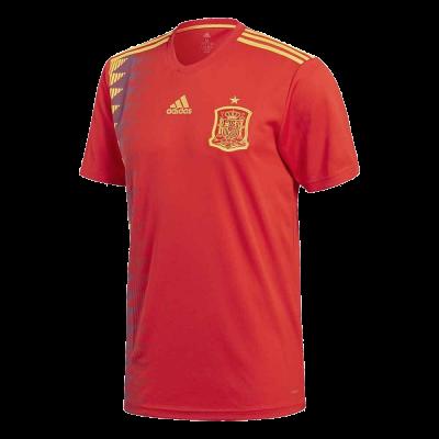 Camiseta niño España domicilio 2018 ADIDAS