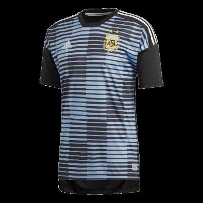 Maillot d'échauffement Argentine Adidas
