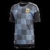 Camiseta de calentamiento Argentina Adidas