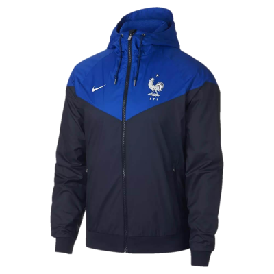 Jacket women France Windrunner 2018 NIKE