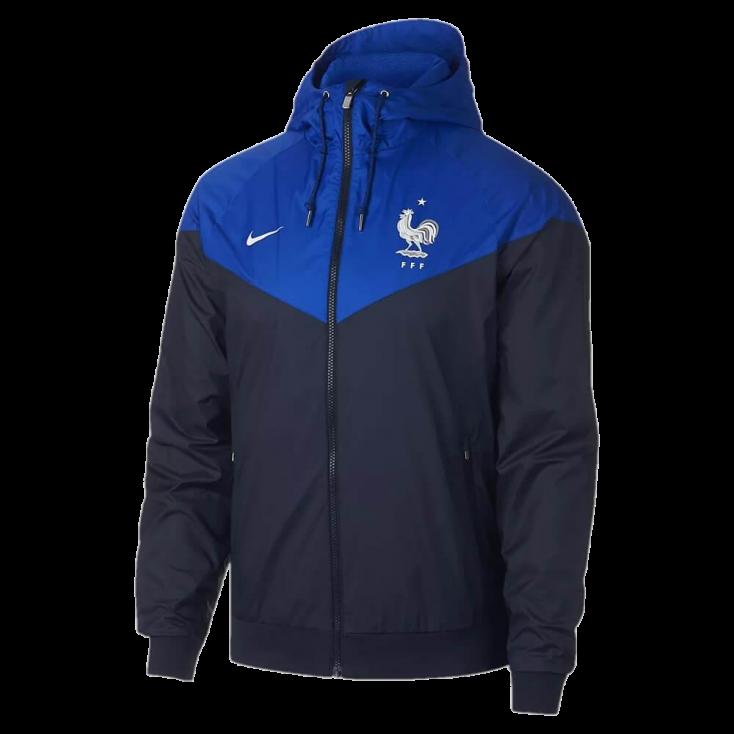 Jacket women France Windrunner 2018 NIKE
