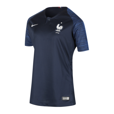 Football shirt women France home 2018 NIKE