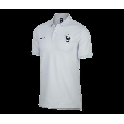 Polo France 2018 NIKE white