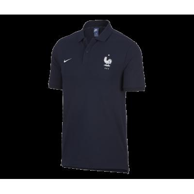 Polo France 2018 NIKE bleu