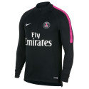 Training top PSG Nike noir
