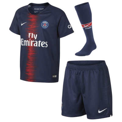 Kit-child PSG home 2018-19 NIKE