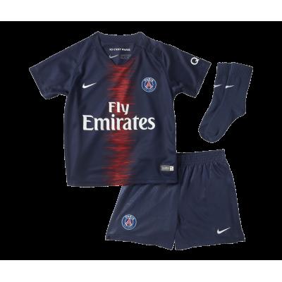 Mini kit bebe PSG domicilio 2018-19 NIKE