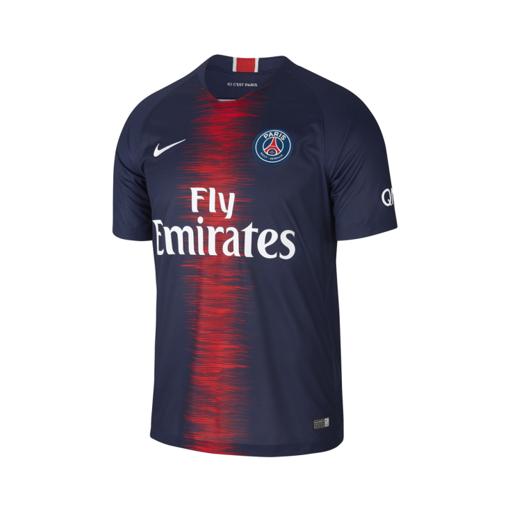 Shirt PSG home 2018-19 Nike
