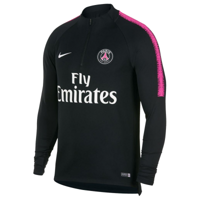 Training top kid PSG Nike black
