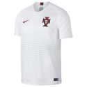 Football shirt kid Portugal away 2018 NIKE
