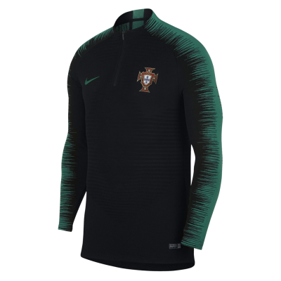 Sweat Drill Top Portugal 2018 Nike black