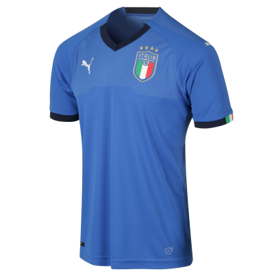 Shirt kid Italia home 2018 PUMA