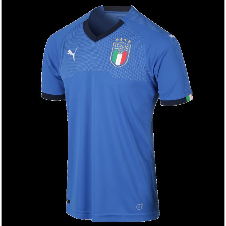 Camiseta Italia domicilio WC 2018 PUMA