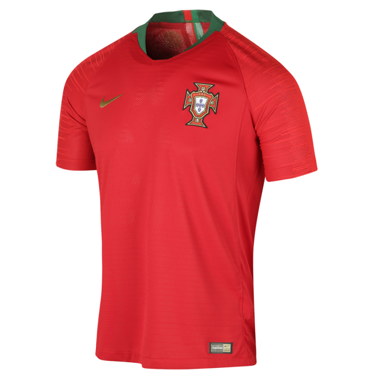 Football shirt Authentic Portugal home 2018 NIKE