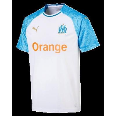 Shirt Marseille home 2018-19 Puma